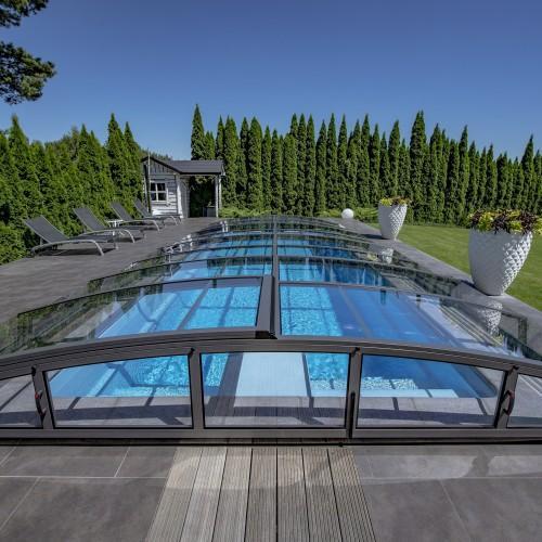 zadaszenie basenu Skyline